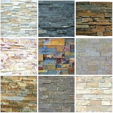 stacked stone stack wall tiles rock tile