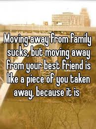 Quotes About Friends Moving Away Unique Nice College Friendship Quotes Moving Away From Family Sucks
