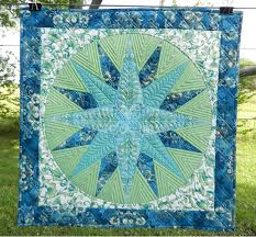 Best 25+ Mariners compass ideas on Pinterest | Compass nyc ... & We couldn't resist sharing this Mariner's Compass quilt Cindy finished last  summer. Perfect Adamdwight.com