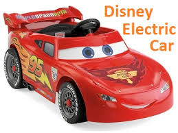 Disney Electric Car Jpg