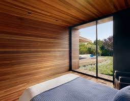 wood wall interior design