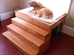 pet stairs for tall beds photo 4 of 5 marvelous steps high wooden wood with storage