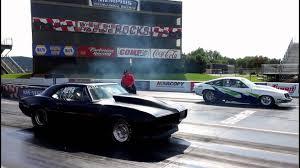 american muscle cars drag racing youtube