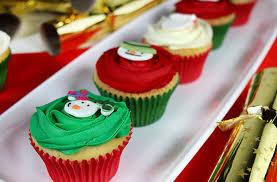 Christmas Cupcakeschristmas Cupcake Ideas Christmas Cupcakes