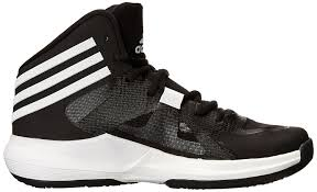 adidas basketball shoes. amazon.com | adidas performance women\u0027s crazy strike w basketball shoe, black/white/black, 11.5 m us shoes