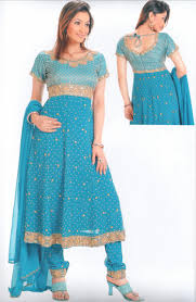 Anarkali Frocks Eid Collection 2012