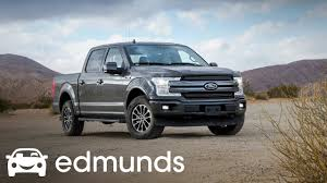2018 Ford F-150 Lariat 4WD Crew Cab Review | Track Test | Edmunds ...