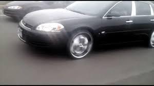 Breakin' Neckz Car Club - 2007 Chevy Impala LT on 22