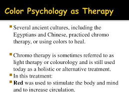 Colors And Moods Chart Colours And Moods Psychology