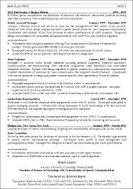 IT Sales Engineer Resume Example Resume Resource