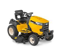 cub cadet xt3qs127 twin all ground traction garden tractor 127cm cut