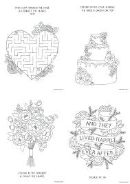 Free Wedding Coloring Pages Trustbanksurinamecom