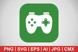 Scalable graphics format svg responsive vector. 55 Game Icon Designs Graphics