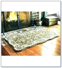 wool hearth rugs for fireplace surprising area