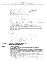 Computer Operations Resume Samples Velvet Jobs