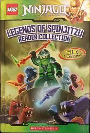 Ninjago Lengends of Spinjitzu Reader Collection: Scholastic: 9780545724241:  Amazon.com: Books