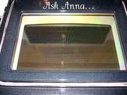 how to clean oven door credainatcon com