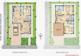 20 60 house plan inspirational 20 x 60 house plan india