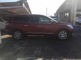 buick enclave 2014. vehicle options buick enclave 2014