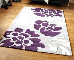 purple and black rug gray and purple rug modern style rugs noble house grey black area