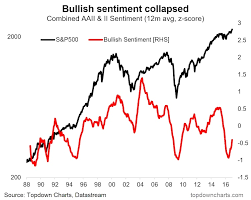 Bullish Sentiment Chart Investor Sentiment Charts Worked Wonders In 2016