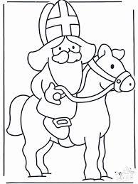Beste Van Gratis Kleurplaten Sinterklaas Concept