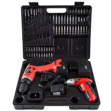 walmart drill set. stalwart 75-10601 12-volt cordless drill and 3.6-volt driver with 74 walmart set