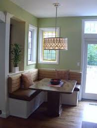 Build a Corner Booth Seating | Built In Custom Booth Seating With Decor  Design Ideas,