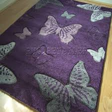 purple and gray rugs white u0026 purple clouds area rug the rug market ideas purple and