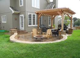 Small Picture Easy Backyard Deck Ideas for Small Backyard Indoor and Outdoor