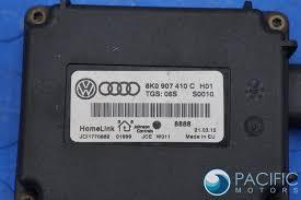 homelink garage door openerGarage Door Opener Homelink Control Module 8K0907410C Porsche