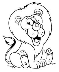 It helps to develop motor skills, imagination and patience. Printable Lion Pictures Coloring Home
