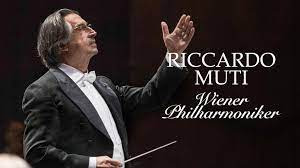 Riccardo Muti dirigiert die Wiener Philharmoniker - Programm in voller  Länge
