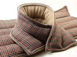 Neck And Shoulder Rice Bag Pattern
