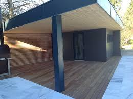 Stunning Construire Son Abris De Jardin Toit Plat Contemporary