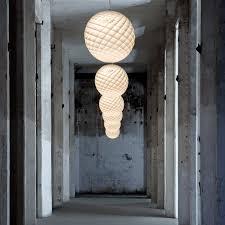 louis poulsen patera pendant lamp white