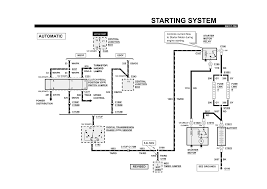 f starter wiring diagram wiring diagram 2001 f150 4 2l hi i am replacing the starter on a
