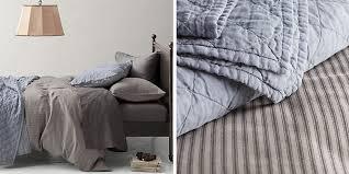 Garment-Dyed Ticking Stripe Bedding Collection | RH Baby & Child &  Adamdwight.com