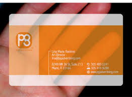 Clear Plastic Cards And Transparent Clear Business Cards