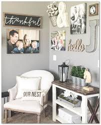 diy farmhouse living room wall decor