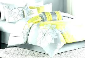 beautiful grey bedding yellow and grey bedding full size bed sets quilts yellow and gray quilt