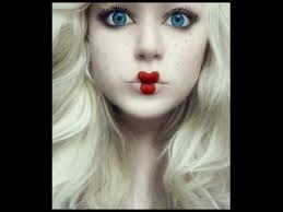 pics of how to do porcelain doll makeup