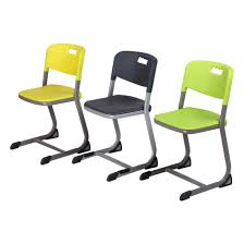 plastic school chairs. Original Design Cheap Price School Chairs With Plastic Seat And Steel Frame P