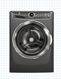Washer Dryer Capacity Chart Front Load Washer With Smartboost Technology