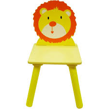 Kids <b>Lion</b> Chair 26.8Cm X <b>26Cm</b> X 52Cm | Hobbycraft