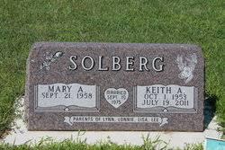 Keith Allen Solberg (1953-2011) - Find A Grave Memorial