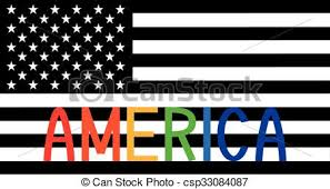 american flag word art the american flag with the word america flag of the united states