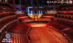 Circle T Good Seats Venue View Image Royal Albert Hall