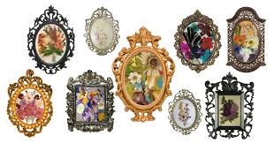 Vintage Frames 7 Creative Wedding Ideas Janay A Eco Bridal