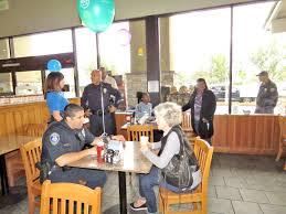coffee with a cop manhattan beach